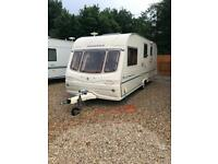 2002 avondale Rialto 4 Berth with full awning