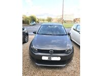 Volkswagen Polo S 1.2 2010 Grey 5 Door