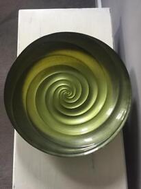 Large ornamental bowl