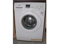 Bosch 6Kg, 1400 Spin Washing Machine WAE28262GB. Two/Three months old. Excellent Condition.