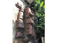 Roofing tiles - various sizes