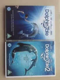 Dolphins Tale children's DVD