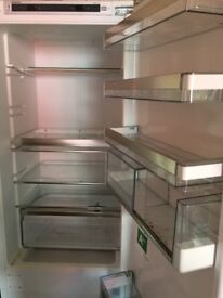 Siemans A+ Rated Fitted Fridge Freezer