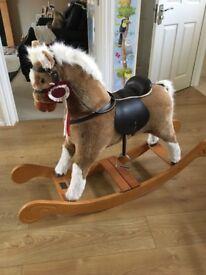 Mamas and Papa's rocking horse