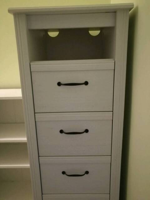 sports shoes 8a8a5 30936 Ikea Brusali 4 drawer chest | in Bury, Manchester | Gumtree