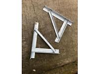 Sabrefix Steel Gallow Brackets