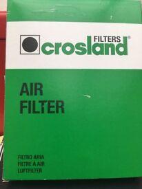 NISSAN Qashqai air filter - new