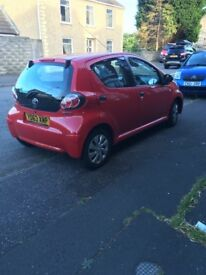 Toyota aygo 1.0 for sale. Ideal first car very good condition