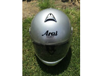 ARAI Motorbike Helmet - Size L (59-69cm)