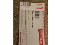 The Commitments tickets 2 Hippodrome front row!