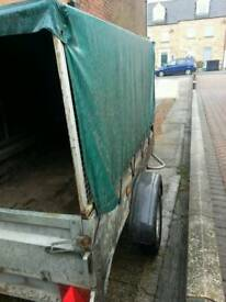 Trailer in mint condition