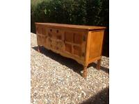 Old Vintage Sideboard.. Possible Delivery Available