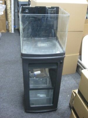 Rimless NanoCube BioCube 14 Gallon + Stand Modified w/Sump, ATO, OverFlow, RPump