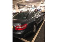 Mercedes E Class for sale excellent conditions n heated seats very reluctant sale