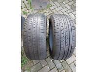 X2 Pirelli P7 225 45 17