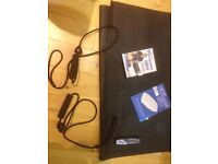 Vibrapower Slim Resistence Plate with Resistance Bands & DVD