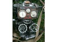 Coventry climax pump - from a green goddess - £375