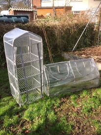 Plant/veg growing tent