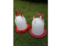 Chicken Hen water feeder