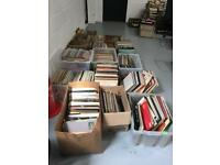 Vinyl Records & Old Shellac's for Sale