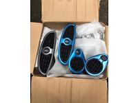 Clio mk3 air vent surrounds