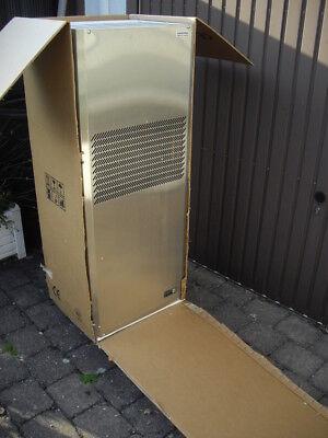 Cosmotec Schaltschrank Klimagerät Kühlgerät Klimaanlage Edelstahl V2A air cool