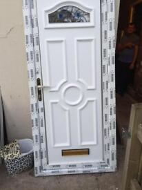 REHAU U.P.V.C DOOR...