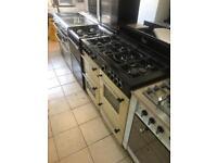 566 belling gas range cooker 110 cm