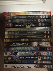 DVDs - Various - 'Big Films' collection