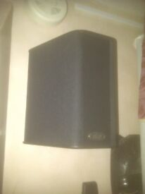 Surround Dipole speakers (reduced)