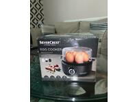 Silver crest egg cooker