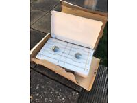 La playa traveller 2 gas hob cooker and cover