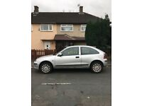 Rover 25, 12 month MOT, low mileage 78000