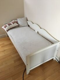 Small IKEA bed
