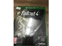 Brand new sealed fallout 4 Xbox one