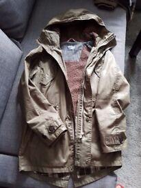 Boys NEXT parka coat