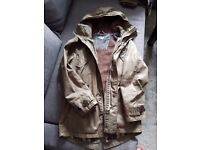 Boys NEXT parka coat