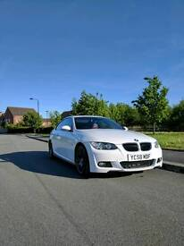 BMW 320d Msport 2009