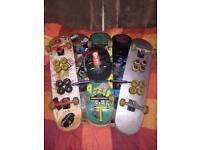 Skateboard bundle