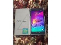 Samsung galaxy note 4(32gb) unlocked