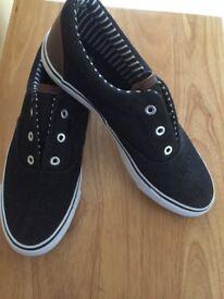 Ladies slip on shoes