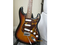 Fender Stratocaster Guitar - 20th Anniversary Edition