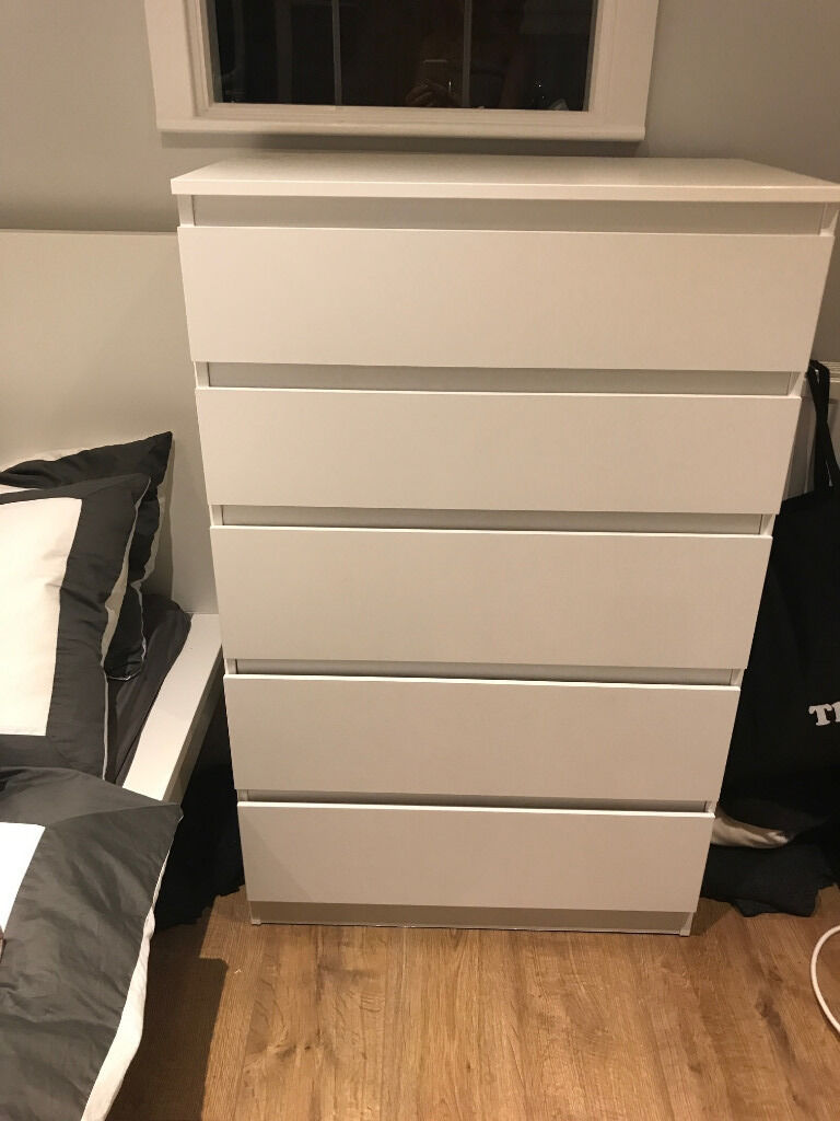 ikea kullen - chest of 5 drawers - excellent condition | in