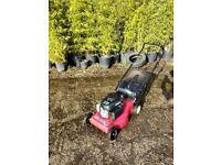 Mountfield honda lawnmower