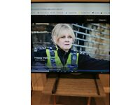 LG Smart TV 49 inch with remote