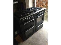 Stoves Richmond duel fuel range cooker
