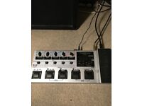 Korg Ax1500g Multi-effects Guitar Pedal