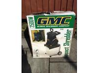 GMC IMPACT SHREDDER 2500W