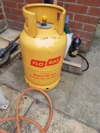 Gas bottle butane. BRAND NEW AND FULL