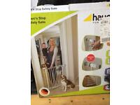 Brand new safety gate hauck